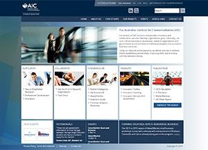 The Australian Institute for Commercialisation