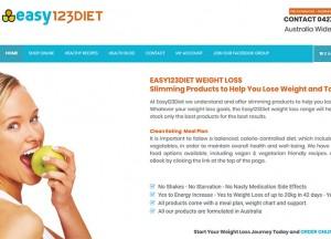EASY 123 Diet
