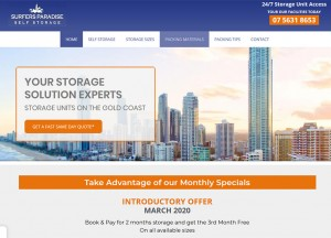 Surfers Paradise Self Storage